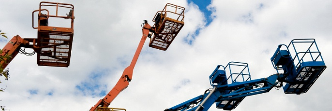 Boom Lift Rental in Chapel Hill, NC