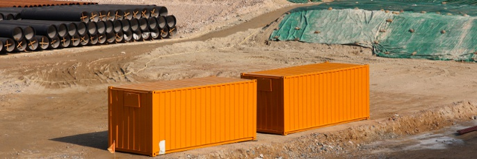 Shipping Containers in West Virginia