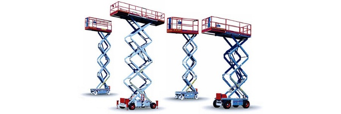 Scissor Lift Rental in Dallas, TX